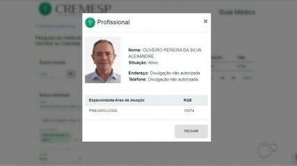 Prefeitura investiga médico que tomou doses seguidas de vacina em Assis