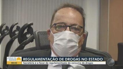 Secretário de Segurança fala sobre combate a violência na Bahia