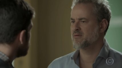 Zeca afirma a Eugênio que nunca procurou Ritinha