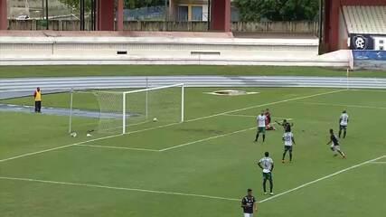 Veja os gols de Remo 6 x 2 Manaus, pela Copa Verde