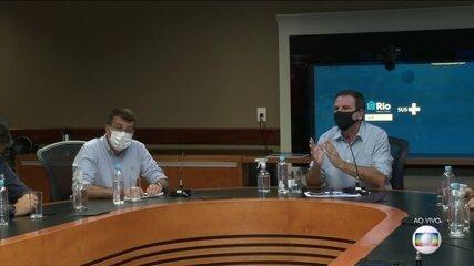 RJ confirma que variantes do coronavírus já circulam no estado