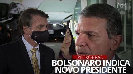 Jair Bolsonaro indica novo presidente da Petrobras; entenda o caso