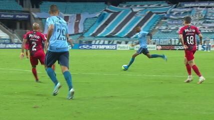 Melhores momentos de Grêmio 1x0 Athletico, pela 37ª rodada do Brasileirão 2020/21