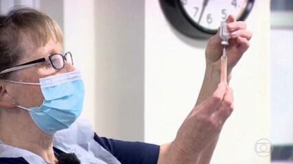 Sucesso da vacinação no Reino Unido permite relaxamento do lockdown