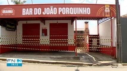 Ministério Público processa dono de bar por desrespeitar medidas sanitárias em Prudente