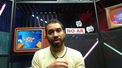 Raio-X BBB21: Gilberto - 23/02