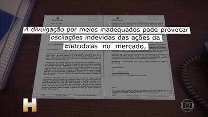 Diretora da Eletrobras pediu para governo explicar fala de Bolsonaro sobre interferir no setor elétrico