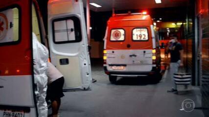 Para internar paciente com Covid-19, Samu de Manaus faz 'peregrinação' nos hospitais