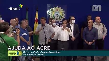VÍDEO: Bolsonaro encerra entrevista ao ser perguntado sobre decisão do STJ