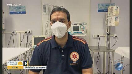 Secretário Municipal da Saúde fala sobre aumento de casos da Covid-19 nas UPAs de Salvador