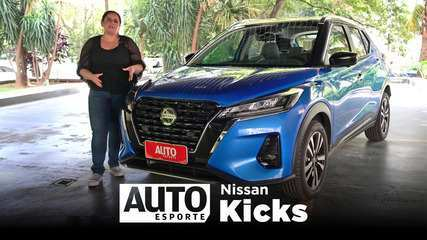 Novo Nissan Kicks recebe uma bem-vinda mudança de visual
