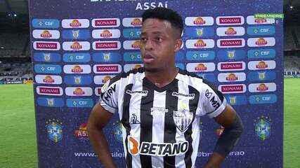 Keno comemora vaga na Libertadores e projeta títulos em 2021