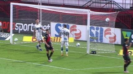 Melhores momentos de Atlético-GO 3 x 1 Coritiba pela 38ª rodada do Brasileirão 2020