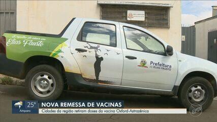 Piracicaba recebe nova remessa de 4.790 doses e inicia agendamento de vacinação