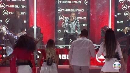 Começa a Festa Americanas com show ao vivo de Thiaguinho no BBB21