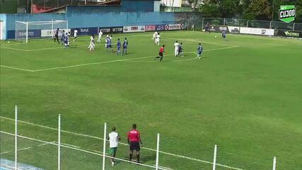 Melhores momentos de Vitória-ES 4 x 1 Pinheiros, pelo Campeonato Capixaba 2021