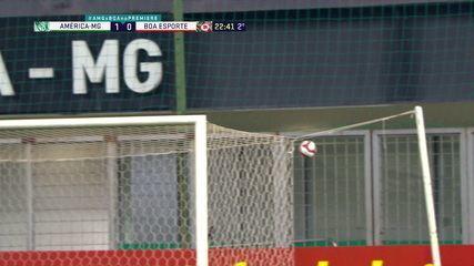 Melhores Momentos de América-MG 1 x 0 Boa Esporte, pela 1ª rodada do Campeonato Mineiro