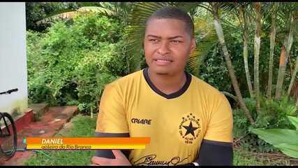 """""""É um grande desafio na minha carreira"""", diz goleiro Daniel sobre chegada ao Rio Branco-AC"""