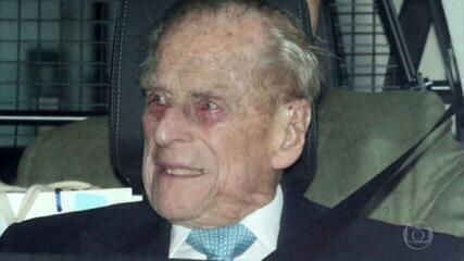 Marido da rainha Elizabeth segunda é transferido de hospital em Londres
