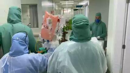 Com o sistema de saúde à beira do colapso, Santa Catarina enfrenta o pior momento da pandemia