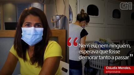 Após um ano de pandemia, dona de rede de lavanderias no RJ diz viver pior momento da crise