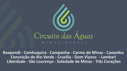 Visite o Circuito das Águas de Minas Gerais