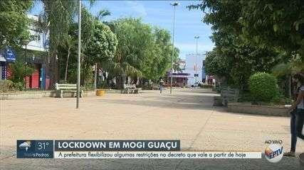Mogi Guaçu inicia medidas mais restritivas de circulação para conter a pandemia