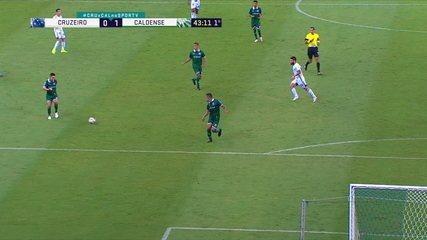 Melhores momentos: Cruzeiro 0 x 1 Caldense pela 2ª rodada do Campeonato Mineiro