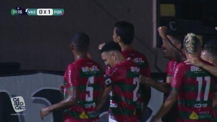 Melhores momentos: Vasco 0 x 1 Portuguesa, pela 1ª rodada do Campeonato Carioca