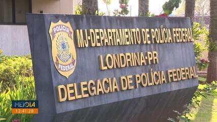 Polícia Federal aguarda extradição de europeu preso em Jataizinho