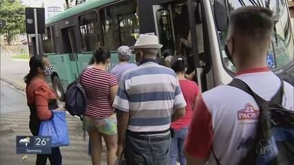 Empresa Expresso Planalto é notificada por aglomeração nos ônibus de Pouso Alegre