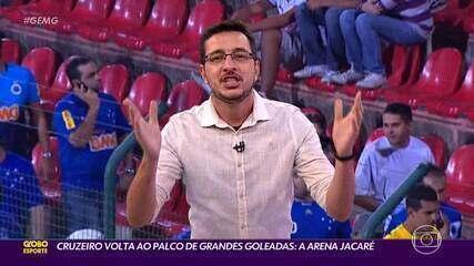 Cruzeiro joga na Arena do Jacaré, um local de boas recordações para torcida