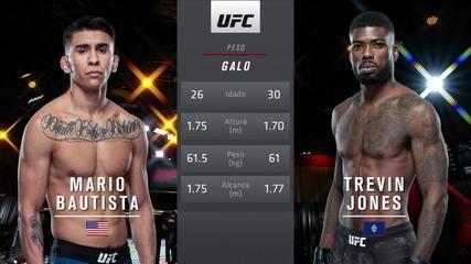 UFC 259 - Mario Bautista x Trevin Jones