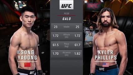 UFC 259 - Song Yadong x Kyler Phillips