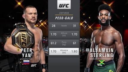 UFC 259 - Petr Yan x Aljamain Sterling