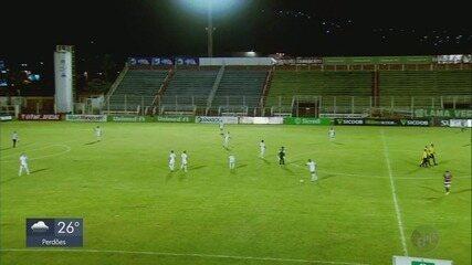 Caldense e Patrocinense terminam no 0x0 pela 3ª rodada do Campeonato Mineiro