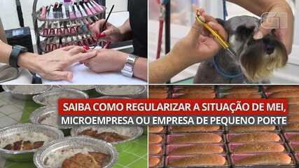 VÍDEO: Saiba como regularizar a situação de MEI, microempresa ou empresa de pequeno porte