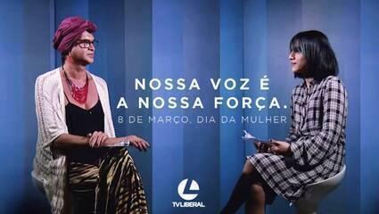 Vídeo 3 Dia da Mulher TV Liberal