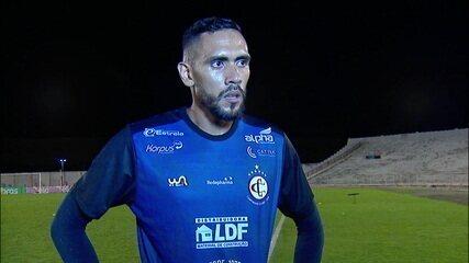 Rubens Júnior analisa a goleada sofrida pelo Campinense, contra o Bahia