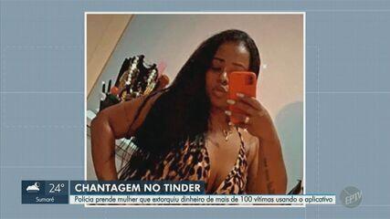 Mulher suspeita de praticar golpes em aplicativo de relacionamento é presa em Campinas