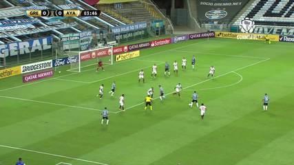 Os gols de Grêmio 6 x 1 Ayacucho, pela pré-Libertadores