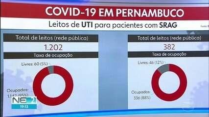 Pernambuco confirma 1.566 casos de Covid-19 e 49 mortes