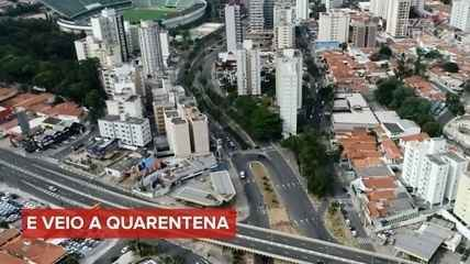 1 ano da pandemia de Covid em Campinas: veja fatos que marcaram