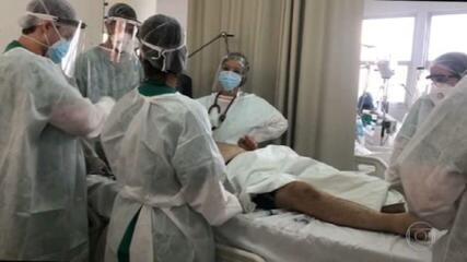 Hospitais privados pedem à prefeitura de SP empréstimo de leitos de UTI