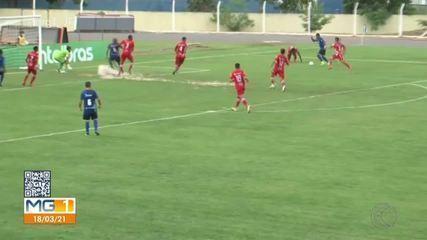 Tombense segura empate com Nova Mutum e avança na Copa do Brasil