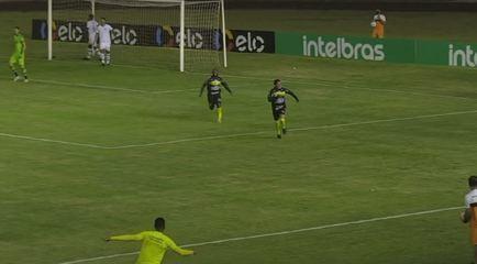 Cascavel 2 x 1 Figueirense: Assista aos melhores momentos da partida