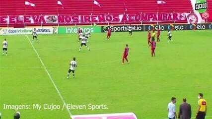 Gol e os melhores momentos União Rondonópolis 0 x 1 Coritiba