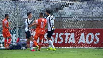Melhores momentos: Atlético-MG 3 x 0 Coimbra pelo Campeonato Mineiro 2021