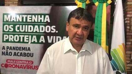 Governo do Piauí prorroga decreto e anuncia antecipação de feriado para sexta-feira (26)