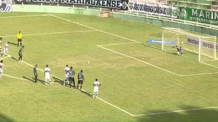 Veja o gol e os melhores momentos de Maringá 0x1 Coritiba, pelo Campeonato Paranaense